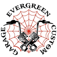 Evergreen Custom Garage