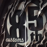 Whitewall Choppers Europe - 85th Customs